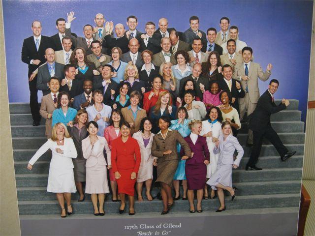 Missionari della ° classe scuola di galaad
