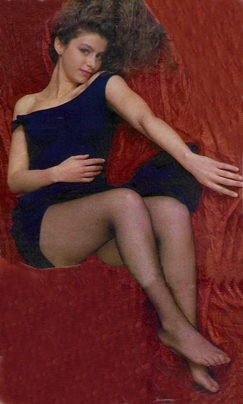 Amanda Sandrelli Nude 7