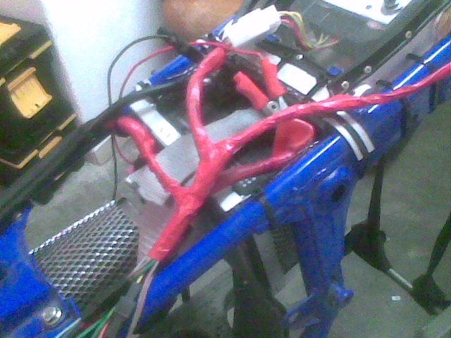 Schema Elettrico Honda Dominator : Impianto elettrico fai da te aiutooooooooo honda dominator