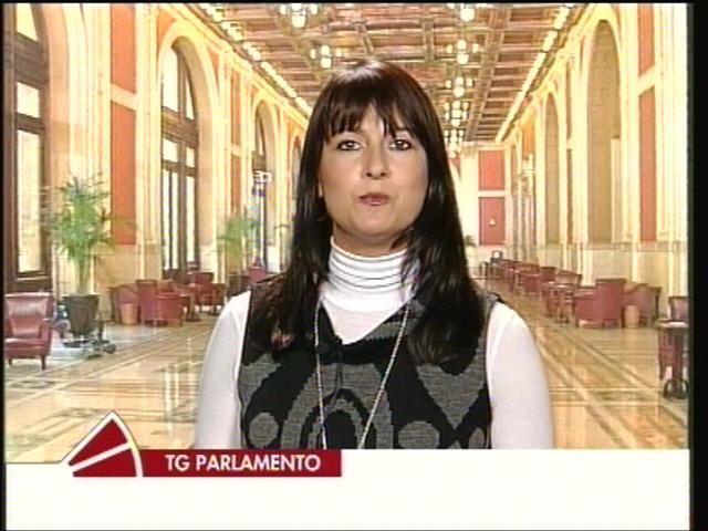 Cristina prezioso rai news24 ex tg parlamento for Parlamento rai