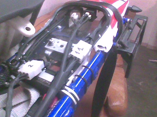 Schema Elettrico Honda Dominator : Schema elettrico honda dominator janua service cb