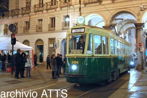 Atts associazione torinese tram storici 47 mondo for On off illuminazione milano