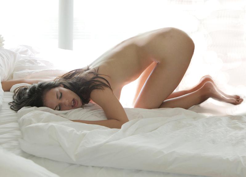 posizione pecorina angelina valentine