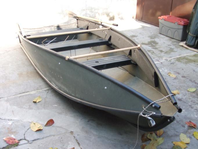 Porta bote 3 85 verde carpmercatino - Barca porta bote ...