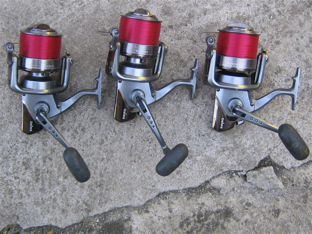 3 mulinelli daiwa emcast for 5500 3
