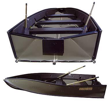 Vendo porta bote barca pieghevole 3 20 nuova carpmercatino - Barca porta bote ...