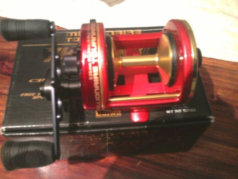 Vendo daiwa tournament millionaire 7ht turbo for Mercatino usato frosinone