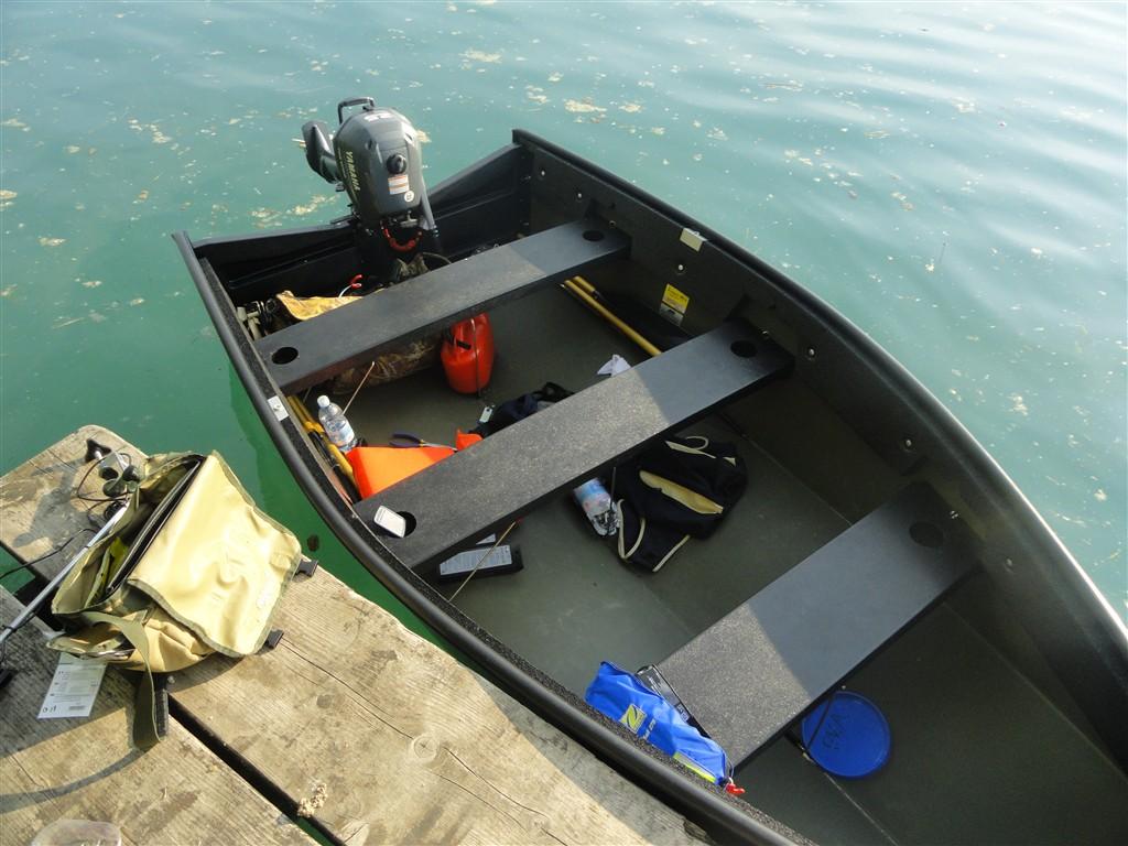 Porta bote 10 piedi ultima generazione 2012 - Barca porta bote ...