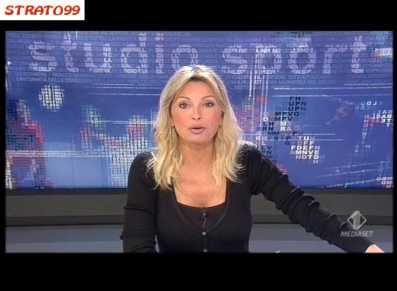 Monica Vanali Bis 113 Telegiornaliste Fans Forum