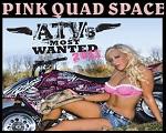 Pink Quad Space