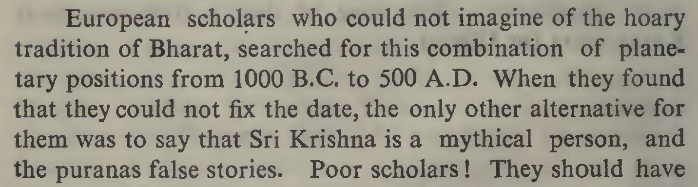 Datazione astronomica di Ramayana