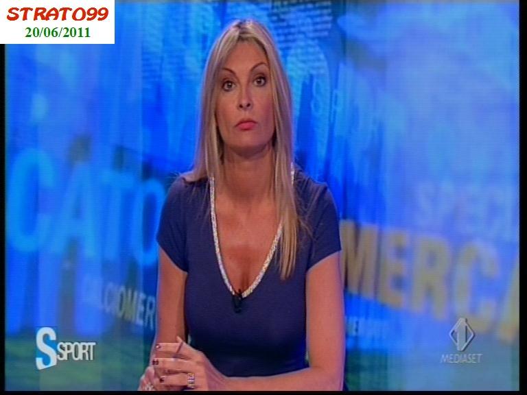Monica Vanali Bis 137 Telegiornaliste Fans Forum