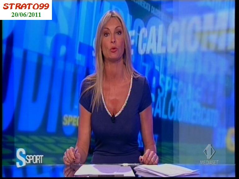 Monica Vanali Bis 138 Telegiornaliste Fans Forum