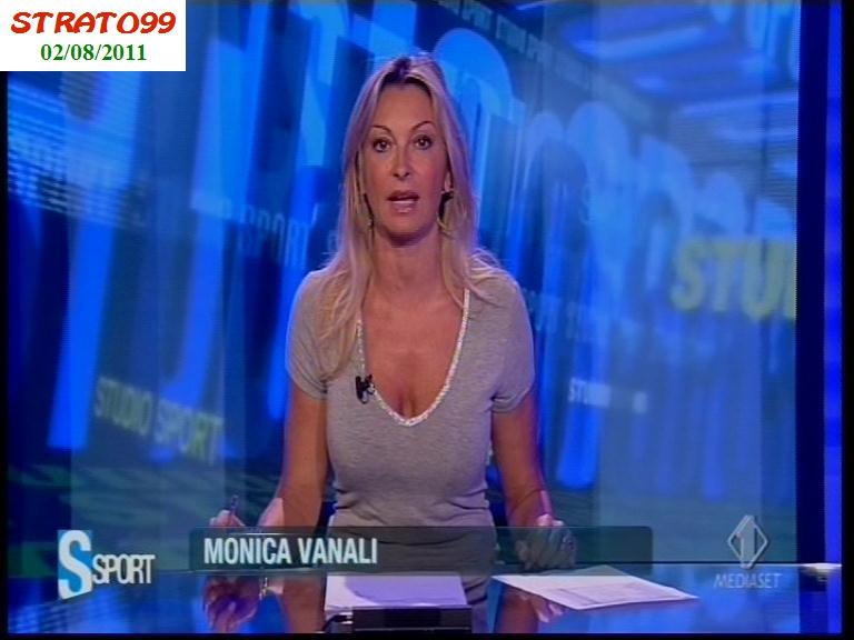 Monica Vanali Bis 139 Telegiornaliste Fans Forum