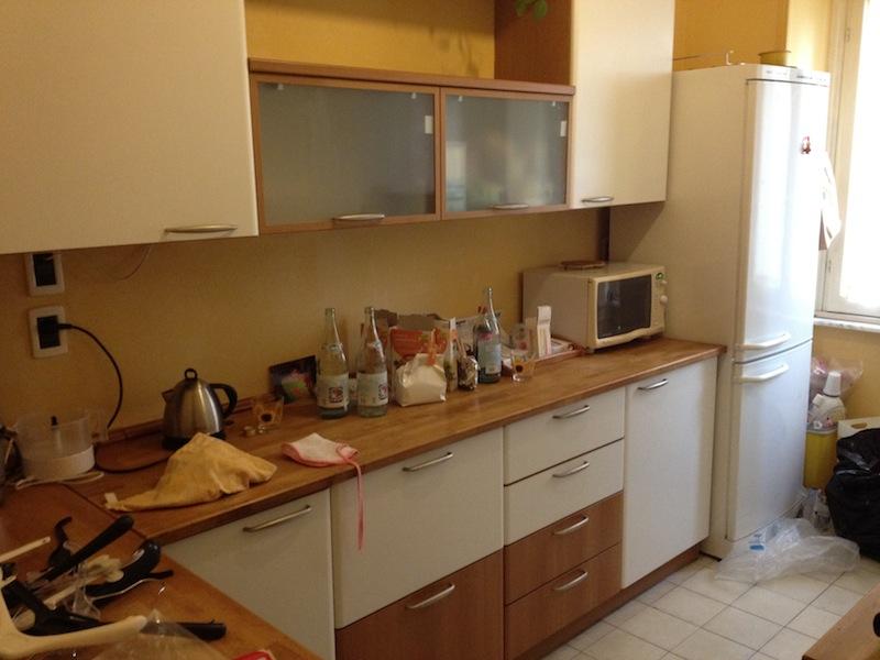 Cucine Componibili Usate In Regalo.Regalo Cucina Roma Decorazione