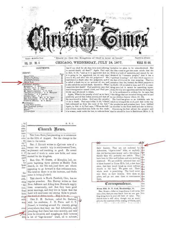 Settimo giorno Avventista Christian Dating sito